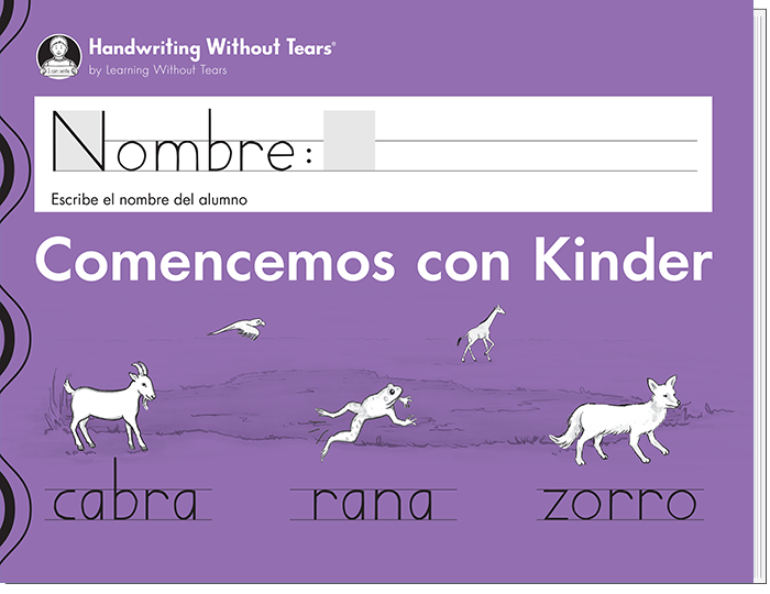 Comencemos con Kinder (Spanish)