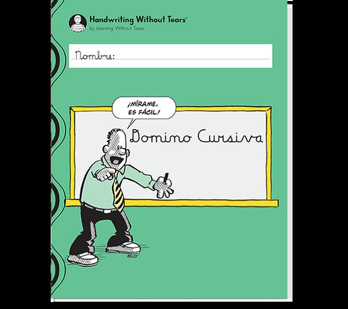 Domino Cursiva (Spanish)