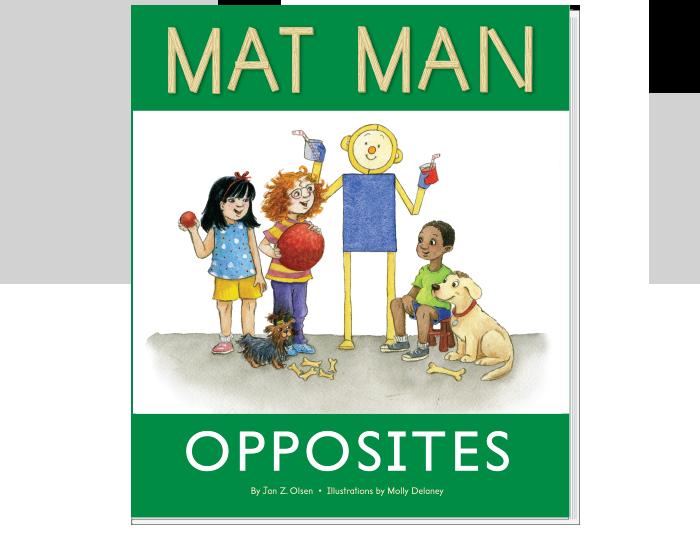 MAT MAN OPPOSITES