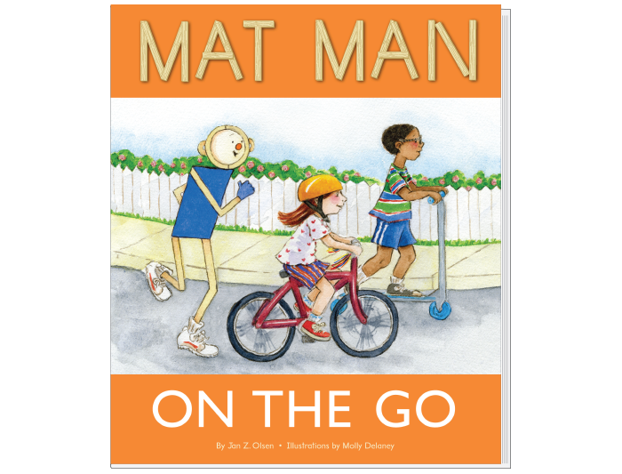 MAT MAN ON THE GO