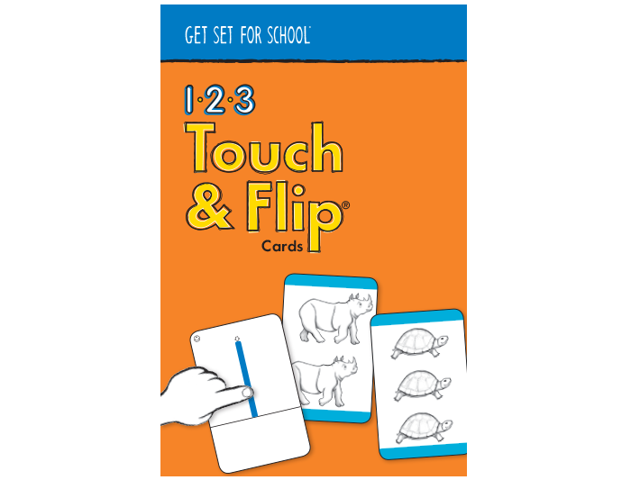 1-2-3 Touch & Flip® Cards