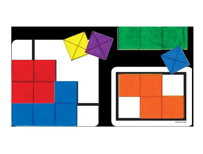 4 Squares More Squares®