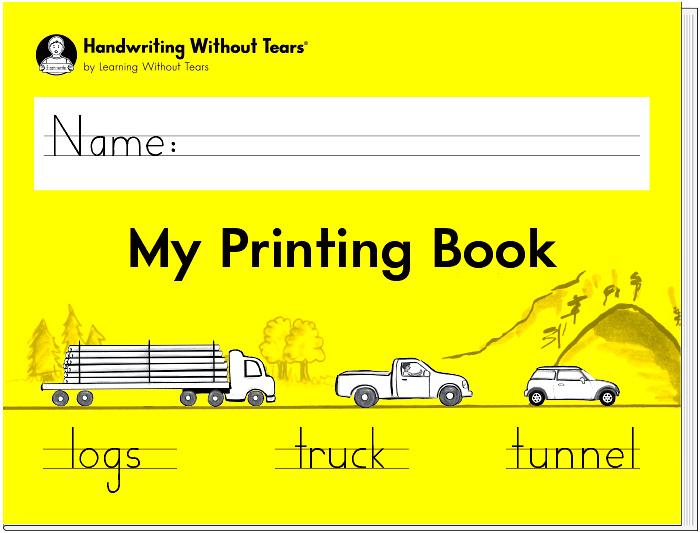 My Printing Book