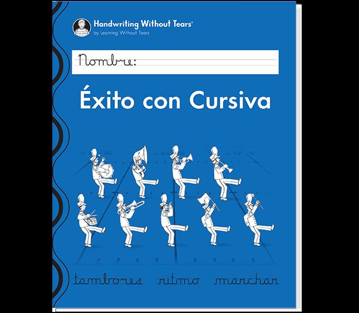 Exito con Cursiva (Spanish)