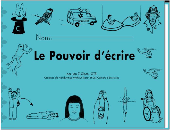 Le Pouvoir d'écrire (French)