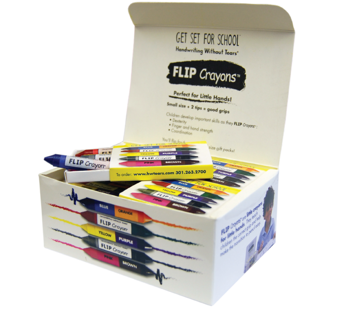 FLIP Crayons® Gift Set