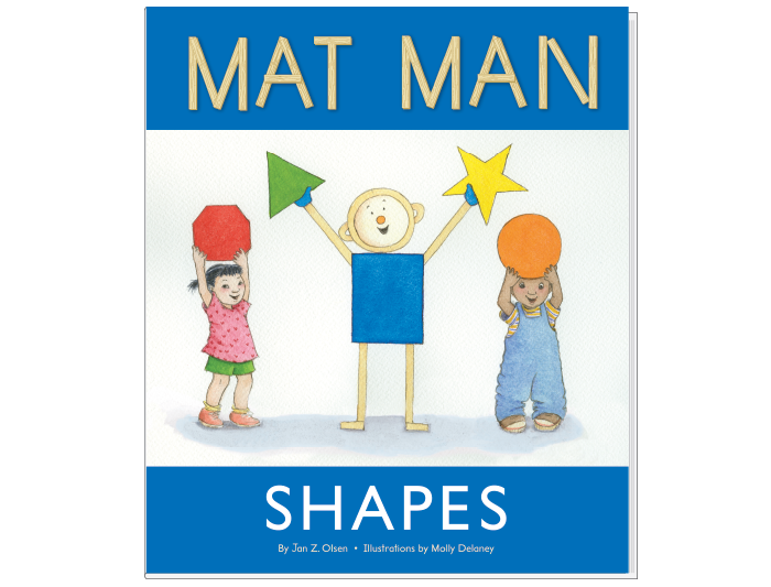 MAT MAN SHAPES