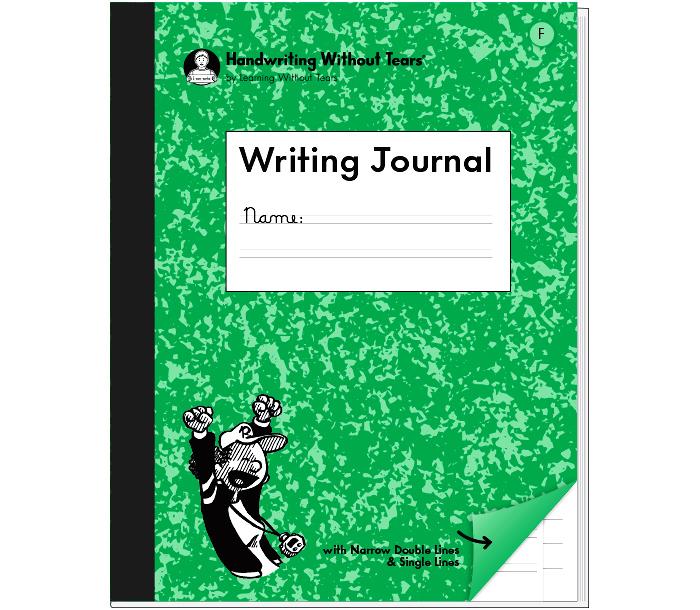 Writing Journal F