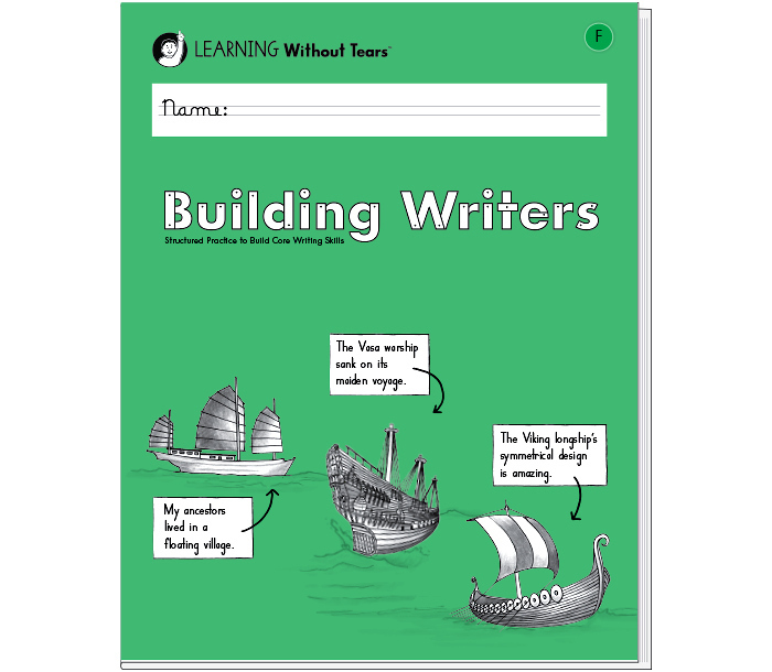 Building Writers F