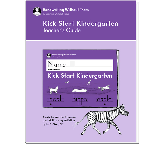 Kick Start Kindergarten Teacher's Guide