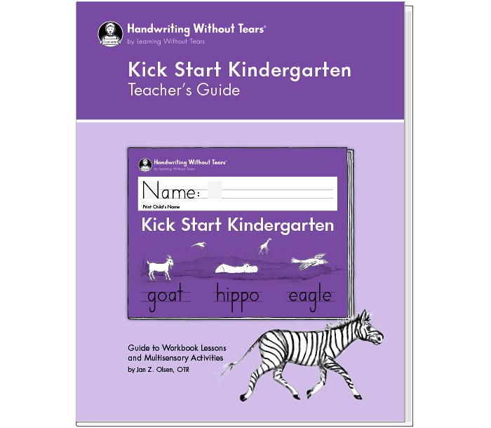 Kick Start Kindergarten Teacher's Guide