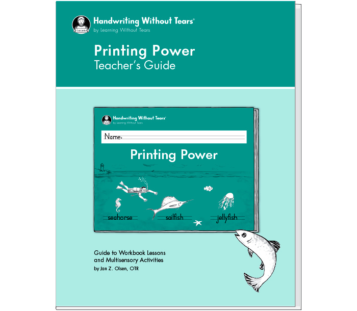 Printing Power Teacher's Guide