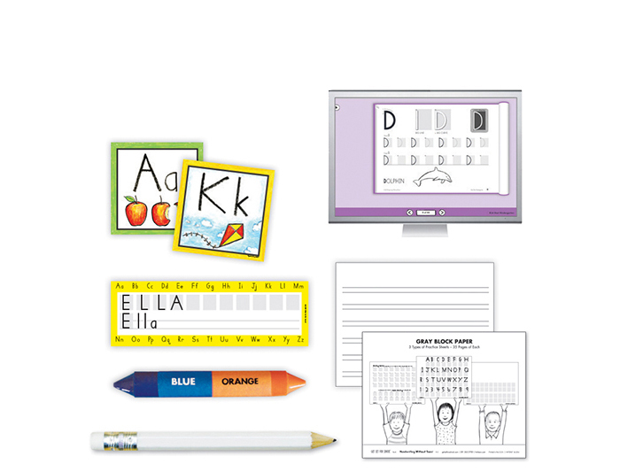 Transitional Kindergarten Teacher Kit B with HITT
